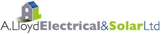 A. Lloyd Electrical & Solar Limited - logo