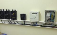 3 Phase meter & isolators