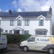 All Black Domestic Solar
