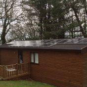 Log Cabin Solar